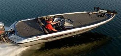 1996 361v Ranger Pre Cut Bass Boat 20 Oz Carpet Kit