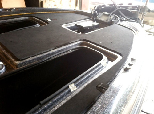 Front Deck Comfort Padding For Boats 9mm