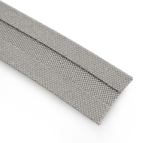 "Sunbrella Binding - 3/4"" Bias Cut in Cadet Gray"