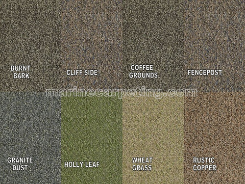 SUNDIAL by Shaw - Indoor/Outdoor Loop-Style Carpet - 12' Wide x Various Lengths