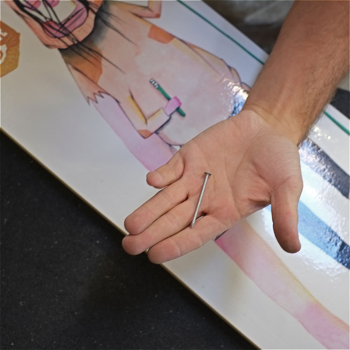 Diy How To Apply Grip Tape The Longboard Store