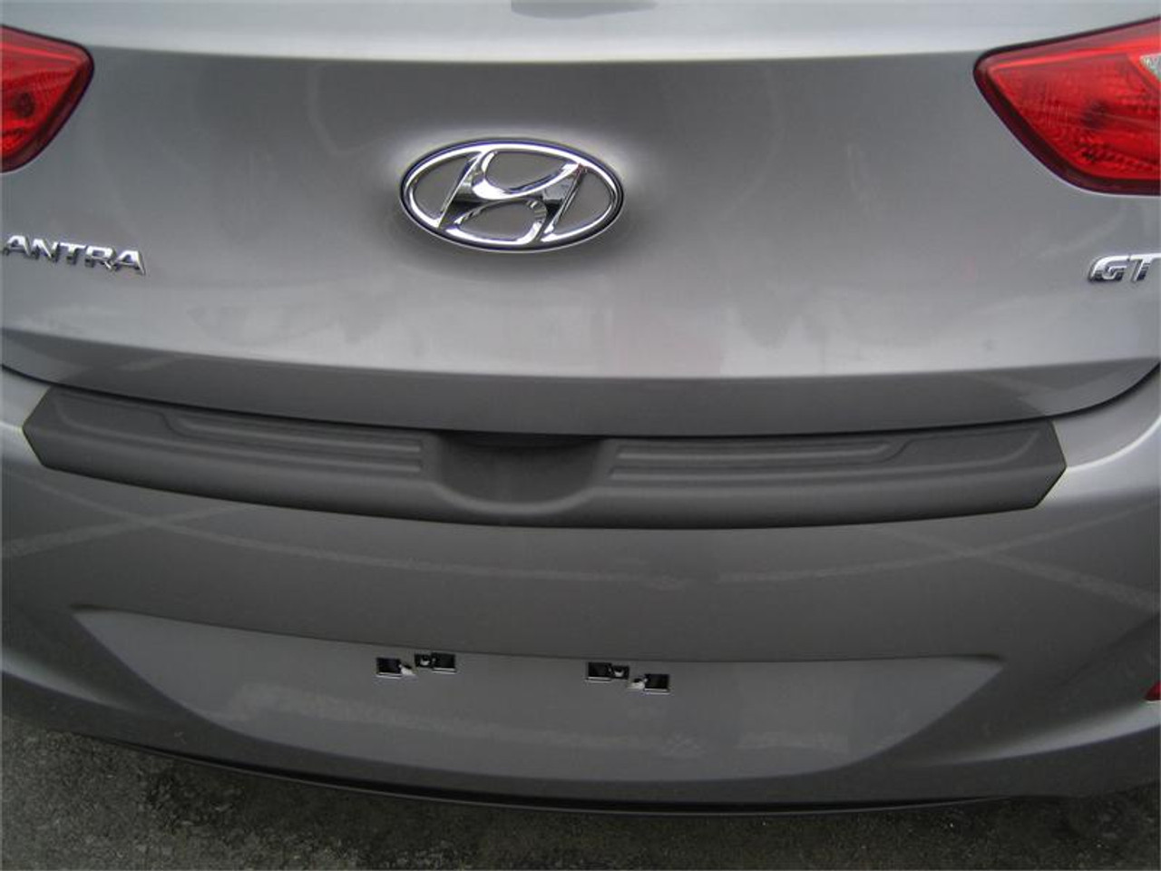 2013 2017 Hyundai Elantra Gt Rear Bumper Protector Free