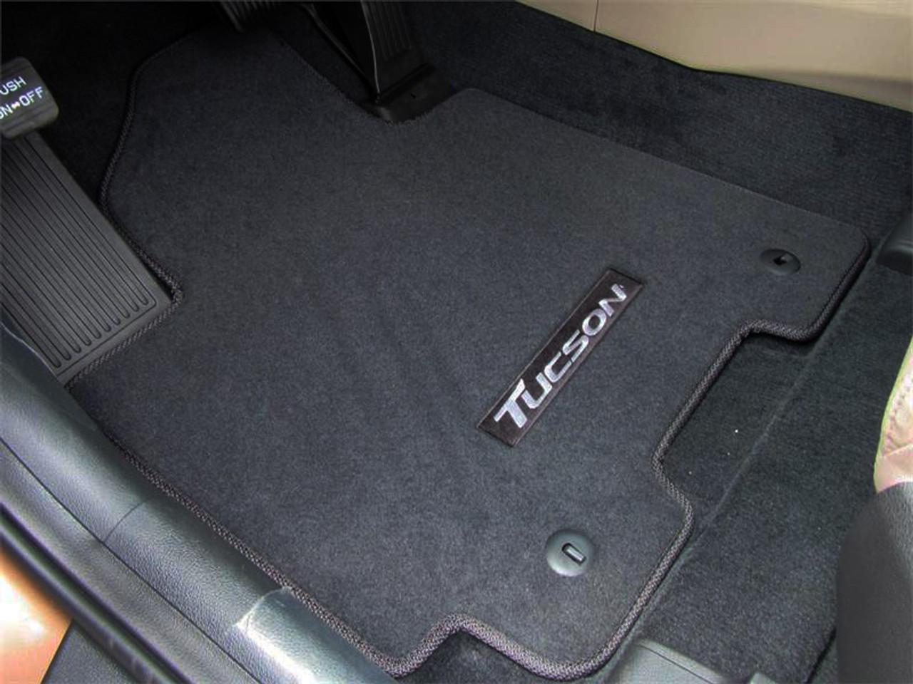 2016 2018 Hyundai Tucson Floor Mats Free Shipping