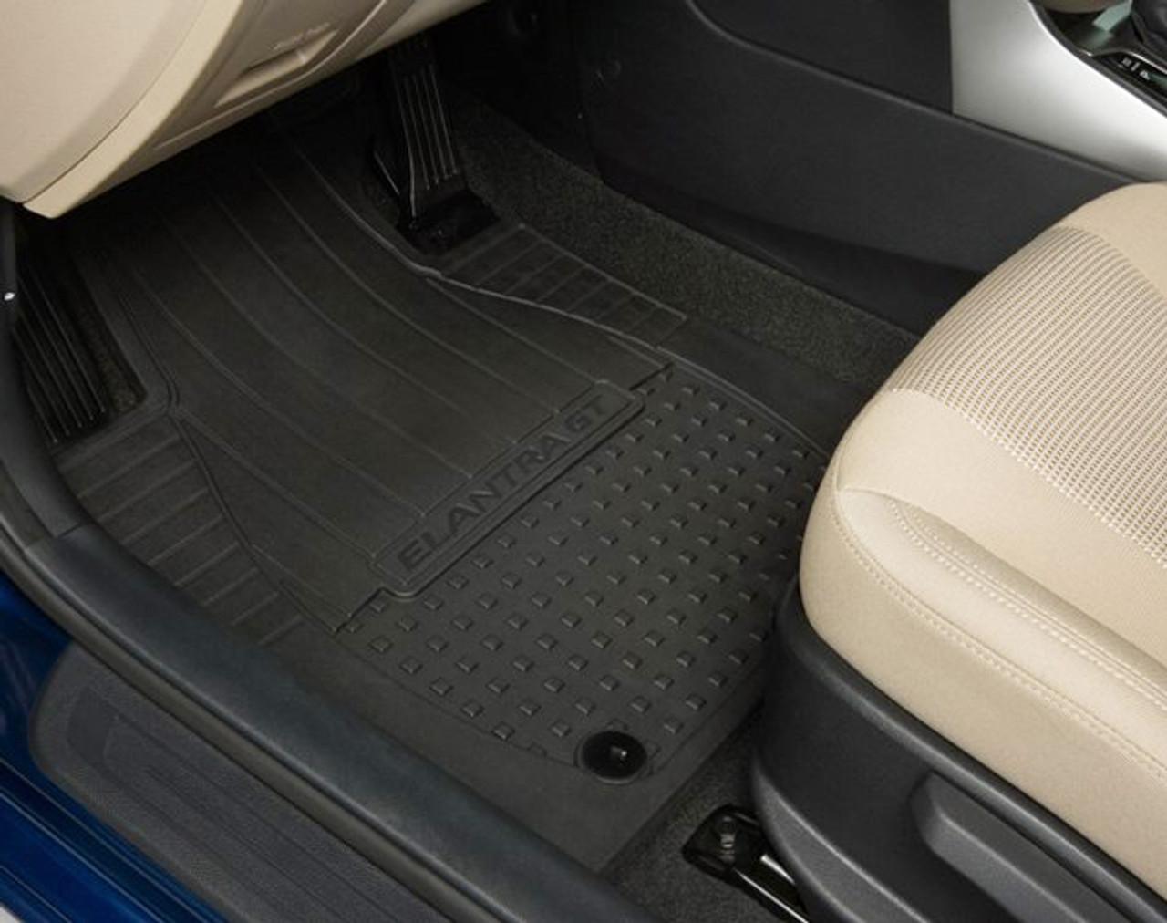 2013 2017 Hyundai Elantra Gt Rubber Floor Mats Free