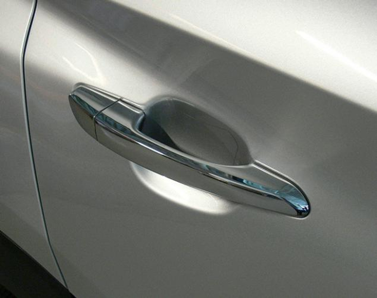 Hyundai Sonata Door Pocket Protector Films