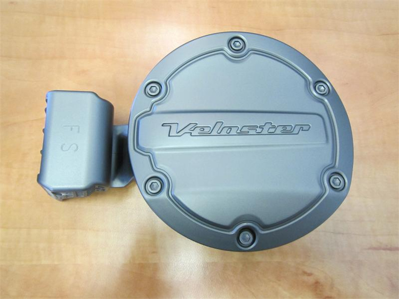 Hyundai Veloster Alloy Fuel Filler Door Hyundai Shop