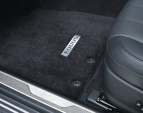 Hyundai Equus Carpeted Floor Mats