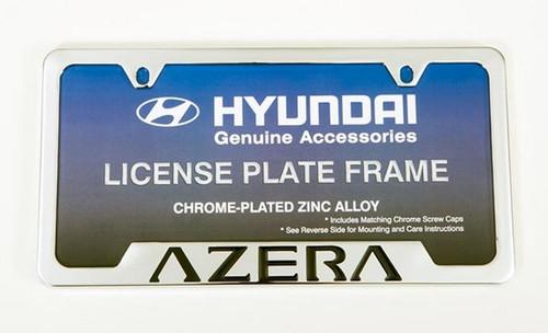 Hyundai Azera License Plate Frame