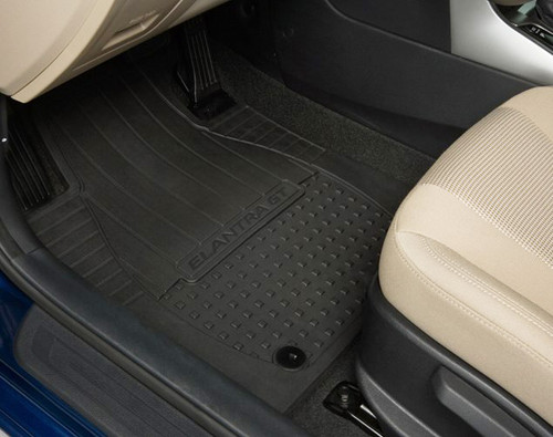 Hyundai Elantra GT Rubber Floor Mats