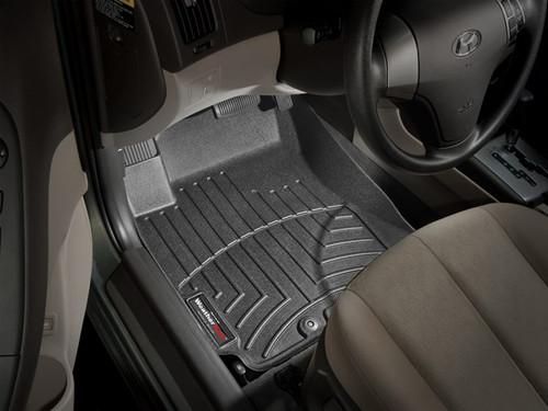 Hyundai Elantra WeatherTech Floor Liners - Front Set