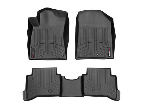 Hyundai Ioniq WeatherTech Floor Liners - Full Set