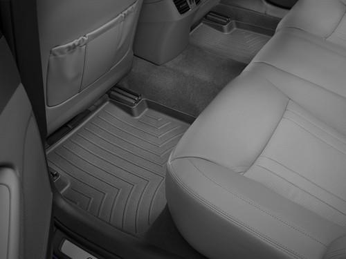 2015-2016 Hyundai Genesis WeatherTech Floor Liners - Rear Row