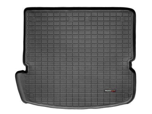 2007-2012 Hyundai Veracruz WeatherTech Cargo Tray - Black w/o Power Lift Gate