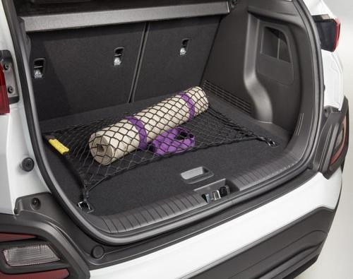 Hyundai Kona Cargo Net - Floor Mounted