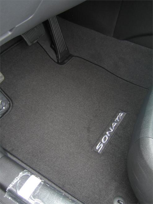 Hyundai Sonata Hybrid Floor Mats