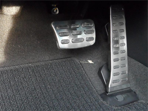 Hyundai Elantra Steel Pedal Covers