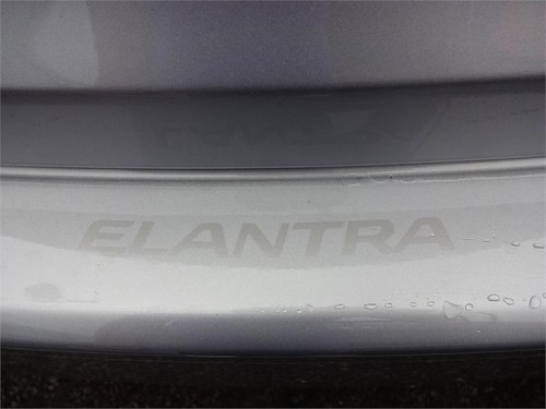 Hyundai Elantra Rear Bumper Protector Film