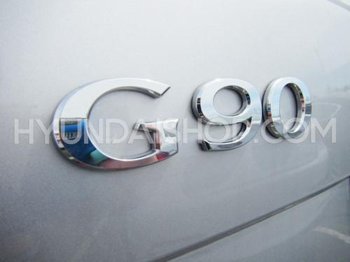 Genesis G90 Emblem