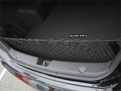 Hyundai Sonata Hybrid Cargo Net