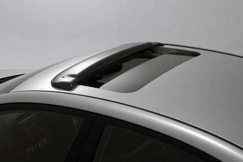 Hyundai Elantra Touring Sunroof Wind Deflector