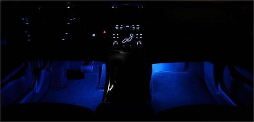 Hyundai Tucson Interior Lighting Kit