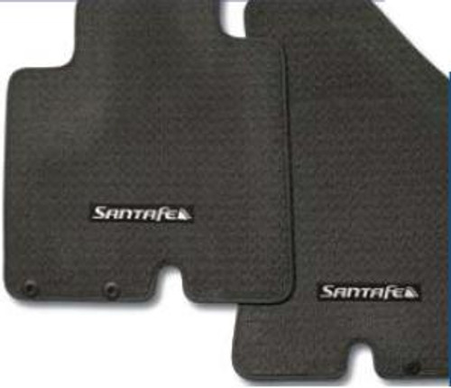 Hyundai Santa Fe Carpeted Floor Mats