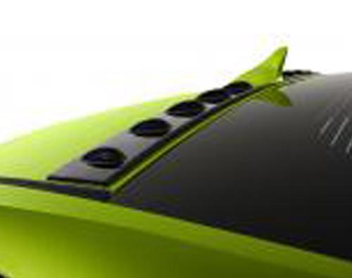 Hyundai Veloster Roof Spoiler Vortex Generator