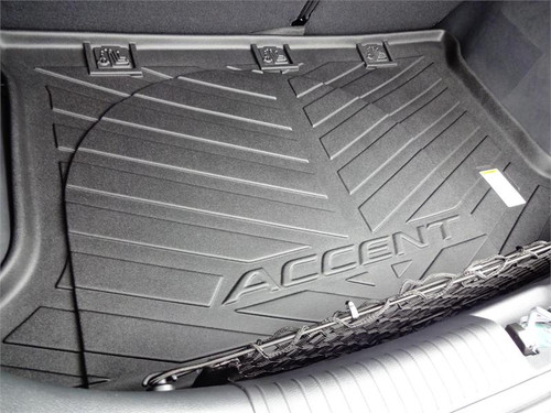 Hyundai Accent Rubber Cargo Tray