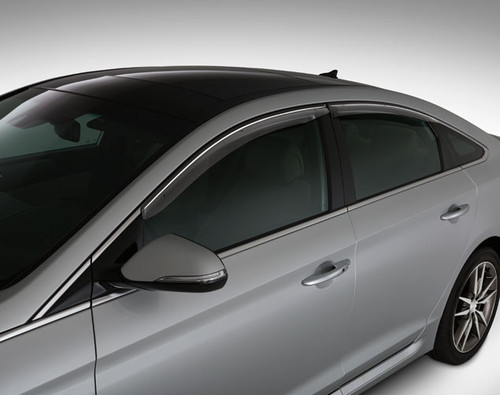 Hyundai Sonata Rain Guards