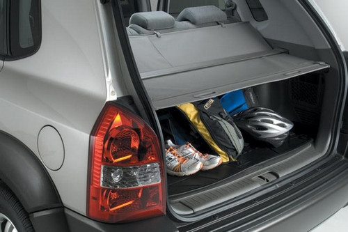 Hyundai Elantra Touring Cargo Screen