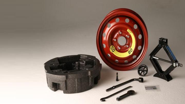 Hyundai Spare Tire Kits