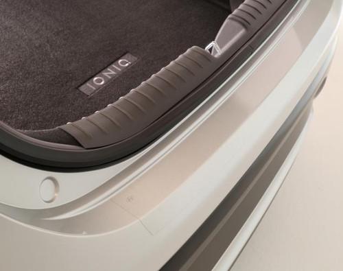 Hyundai Ioniq Rear Bumper Protector Film Hyundai Shop