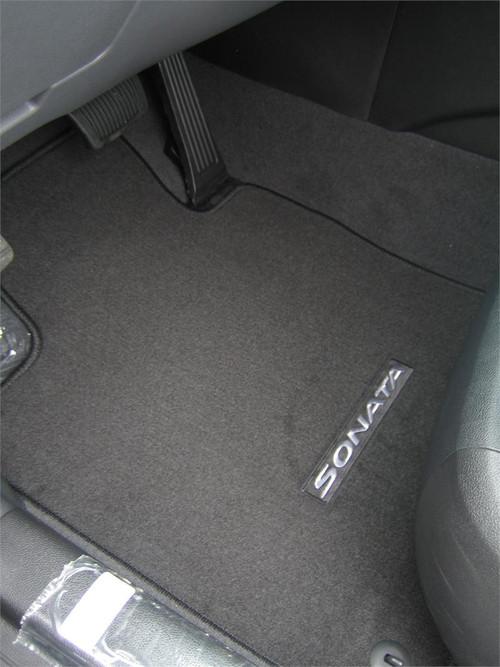 hyundai sonata hybrid floor mats hyundai shop. Black Bedroom Furniture Sets. Home Design Ideas