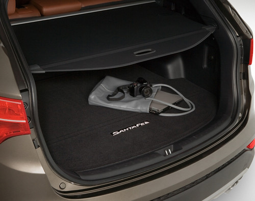Hyundai Santa Fe Cargo Cover Hyundai Shop