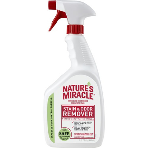 Nature's Miracle Dog Stain & Odor Remover