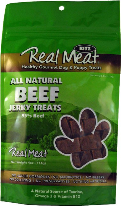 Real Meat Beef Jerky Treats