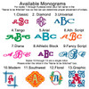 Selection of monograms