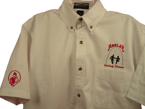 Moolah Shriners Swing Dance Unit shirt