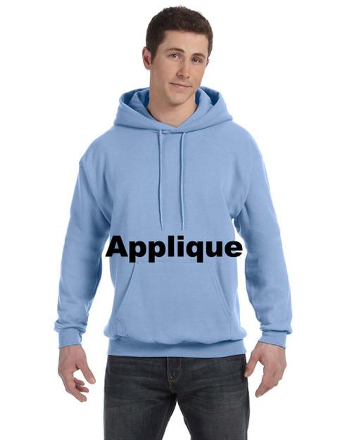 Pullover Hoodie  RHStyle-CircleBigFrtapp