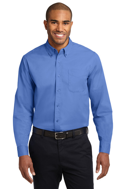 Men's Easy Care Shirt BSB_608- TALL sizes too!