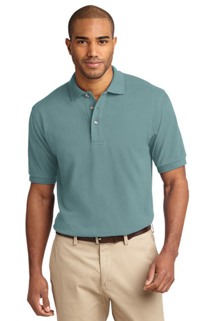 Cotton Pique Knit Polo PA - BSB_420
