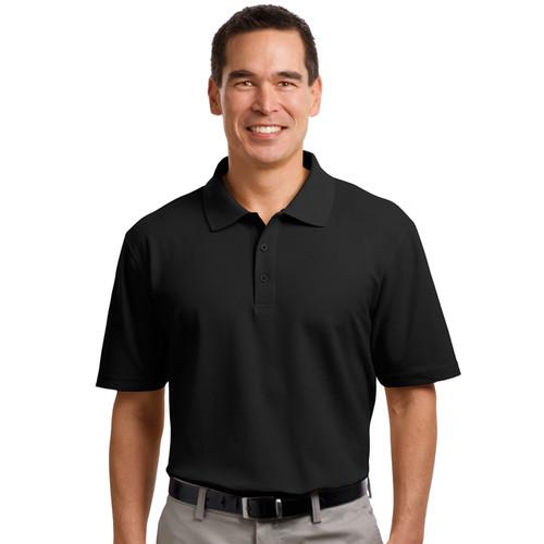 Men's stain resistant polo
