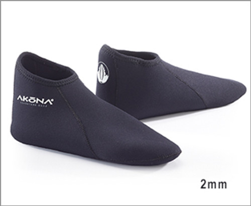 Neoprene Socks - Low Cut