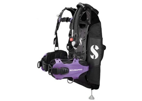 Scubapro Hydros Pro BCD - Purple