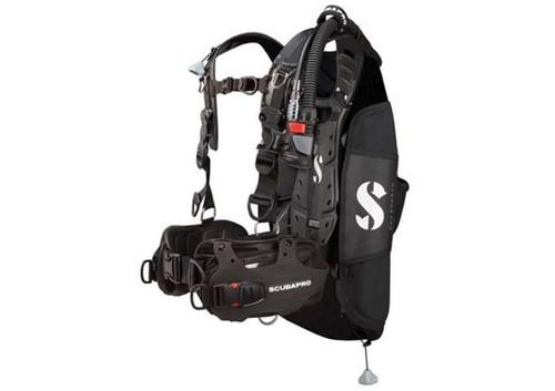 Scubapro Hydros Pro BCD - Black