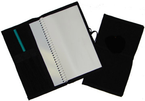 Includes waterproof paper and cordura cover