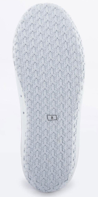 Grippy sole that protects your feet when on a boat or walking on the beach