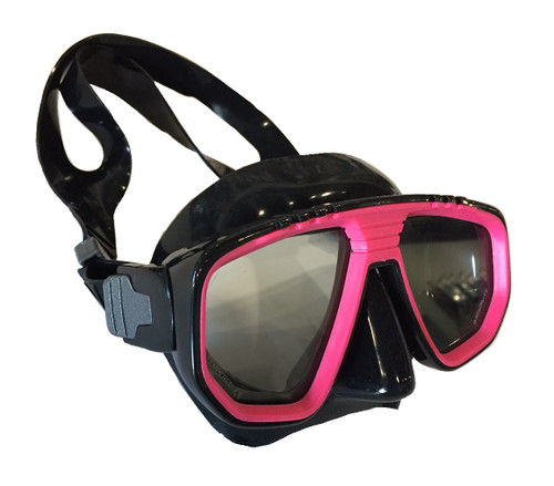 Moray II - Black/Pink
