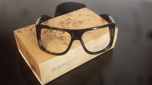Full Face Mask Optical Lens Support
