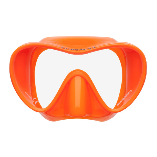 Scubapro Trinidad Mask - Orange